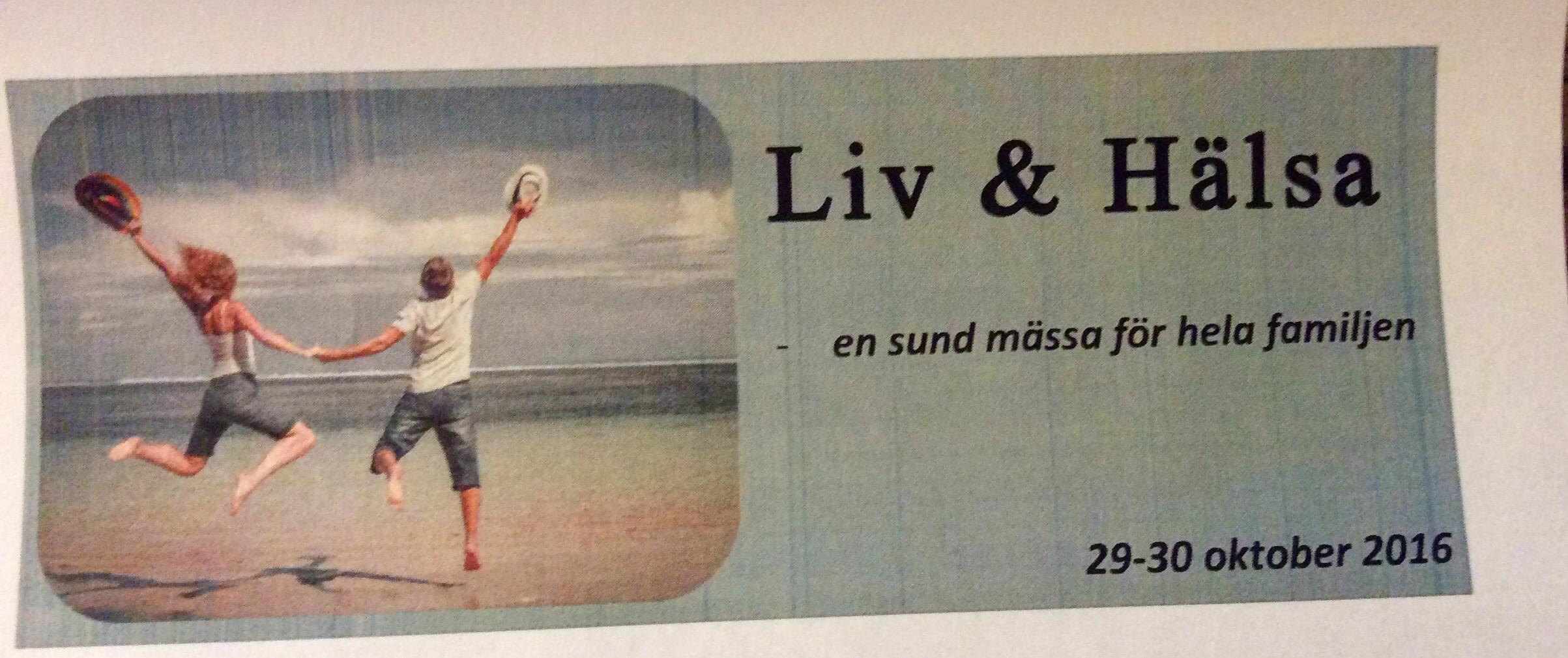 Mässan i Karlstad 29-30 oktober 2016